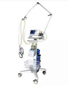 Ventilador Mecánico. (oxigeno)