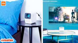 ORIGINAL Nano Pequeño Video Beams Proyector Full HD NATIVO 1080p Xiaomi T2 Max OFERTA.. - 7777