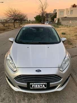 Fiesta kinetic titanium 2015