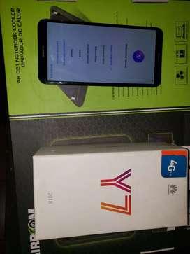 Huawei y7 2018 imei original