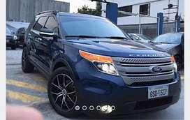 Ford Explorer año 2012   $ 28.900 negociable