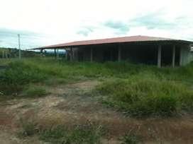 Parcela Vereda las lajas, via San Gil Barichara 2700mts2