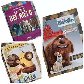 Moron Libros infantiles desde 100/entrego a domicilio zona moron