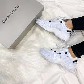 Zapatos fila para dama