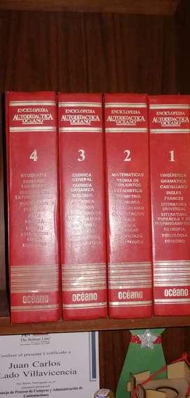 Enciclopedia Autididactica Océano