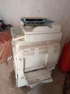 Se vendé fotocopiadora precio millón cuatrocientos