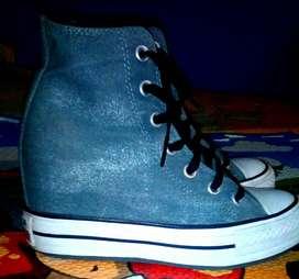 Vendo mis zapatillas talla 37.5 marca all star