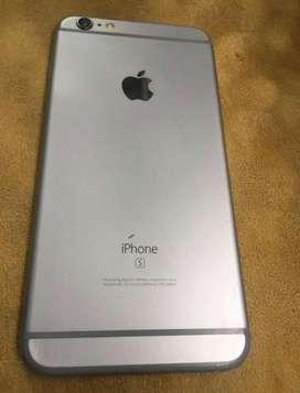 Iphone 6s plus 64 gb como nuevo