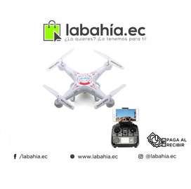 Drone 360ª Con Camara Wifi Y Vista En Celular
