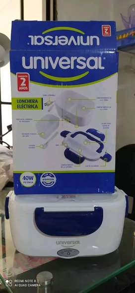 Lonchera electrica nueva