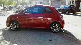 Fiat 500 Sport 2012 1.4