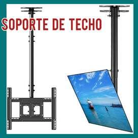 SOPORTES TV DE TECHO ¡Instalación Gratis!