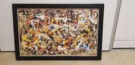 Cuadro Kandinsky Enmarcado