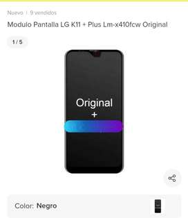 MODULO DE LG K11 PLUS