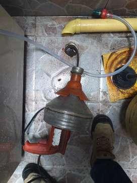 Servicio de sonda eléctrica, cerrajeria electricidad y plomeria