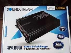 Amplificador 1600 w