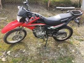 Se vende honda xr rally impecable
