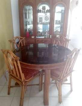 Muebles para restaurar en Rattan