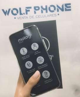 Moto g 8 plus nuevo