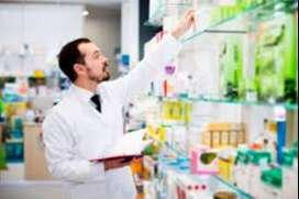 Se requiere tecnica en farmacia