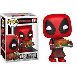 Funko Pop Deadpool Navideño