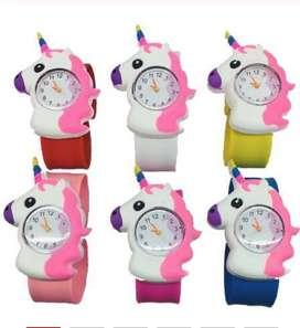 Reloj Unicorniol Niñas Juguete Hermoso Magnetico