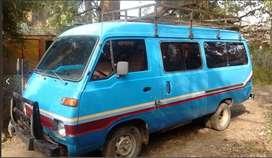 Mazda E1600 Coach Combi