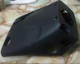 Carcasa cubre volante de Clio 2