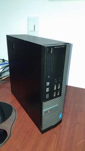 Cpu Dell Optiplex Core I5 de 4ta Generac