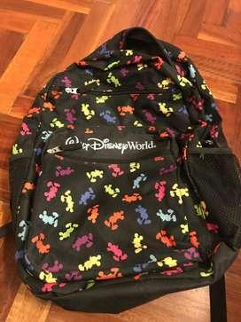 Mochila Disney ORIGINAL NUEVA