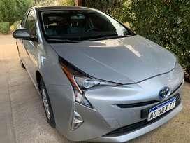 Toyota Prius 1.8 CVT año 2018, 42.390 km