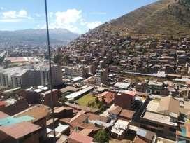 EXCELENTE TERRENO IDEAL PARA INVERSIÓN EN HUANCARO