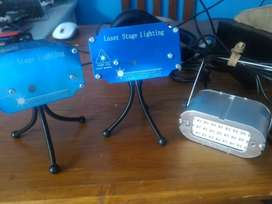 Vendo Combo laser^2 + flash