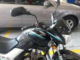 Honda Cb 125 E power sport