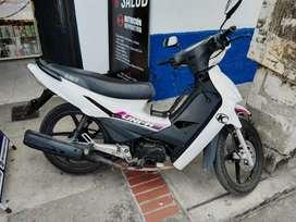 Espectacular moto Uni-k 110 modelo 2016