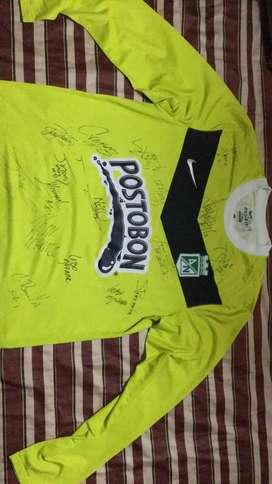 Camiseta Atletico Nacional
