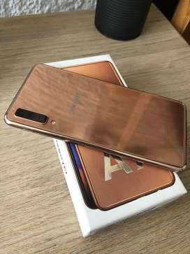 Samsung a7 2018, PANTALLA DAÑADA, repuestos