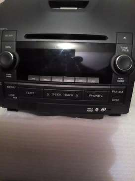 Se vende radio  para carro