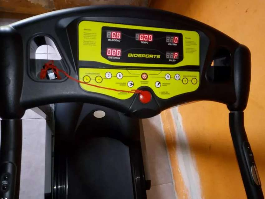 Cinta motorizada biosport MTDP 4200A 0