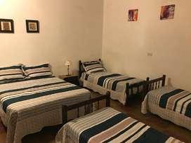 Alojamiento en Salta alq. Temporario (Excelente Ubicación)