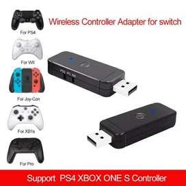Adaptador Control Nintendo Switch Y Pc