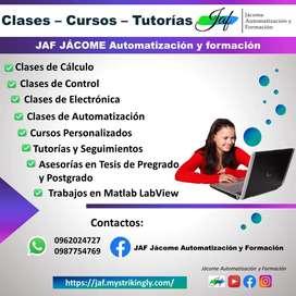 Tutorias - Clases personalizadas