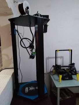 2 Maquinas de Impresión 3d