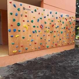 Fabricación de muros de escalar
