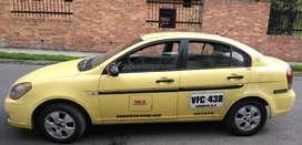 Taxi Hyndai Visión listo para trabajar!