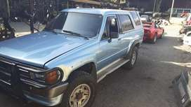 4 runner manual 22r inyectada