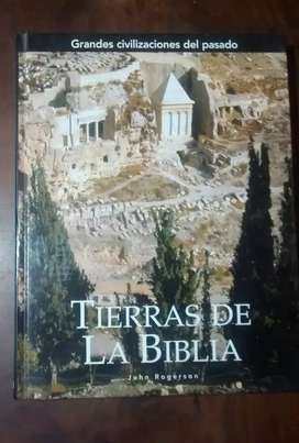 LIBRO TIERRAS DE LA BIBLIA