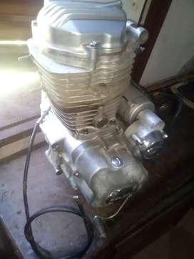 Vendo motor Gilera vc 2007 buen estado