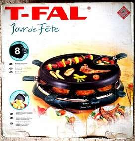 Raclette T-FAL NUEVA - Caja sin abrir