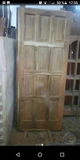 Puertas para Frentes Madera Nativa
